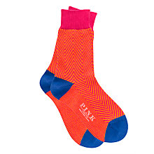 Buy Thomas Pink Dixon Herringbone Socks Online at johnlewis.com