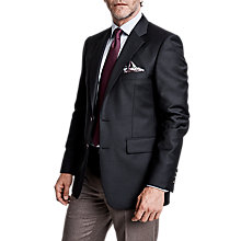 Buy Thomas Pink Celso Wool Blazer, Navy Online at johnlewis.com