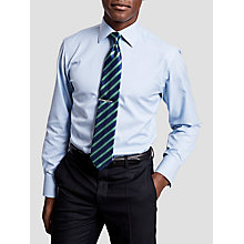 Buy Thomas Pink Hobson Textured Slim Fit Shirt, Pale Blue/White Online at johnlewis.com