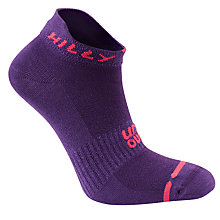 Buy Hilly Lite Running Socklets, Single Pair Online at johnlewis.com