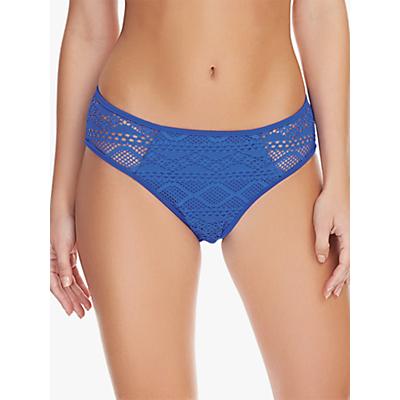 Freya Sundance Hipster Bikini Bottoms, Cobalt
