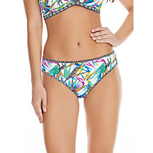 Buy Freya Tropicool Bikini Briefs, Multi Online at johnlewis.com