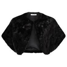 Buy Jacques Vert Faux Fur Shrug Online at johnlewis.com
