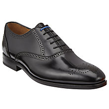 Buy Paul Smith Gilbert Oxford Shoes, Black Online at johnlewis.com