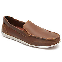 Buy Rockport Bennett Lane 4 Venetian Slip-On Loafer Online at johnlewis.com
