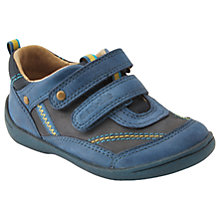 Buy Start-rite Children's Super Soft Leo Soes, Navy Online at johnlewis.com