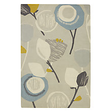 Buy John Lewis Ilsa Rug, Grey Online at johnlewis.com