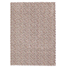 Buy John Lewis Mini Beans Rug, Russet Online at johnlewis.com