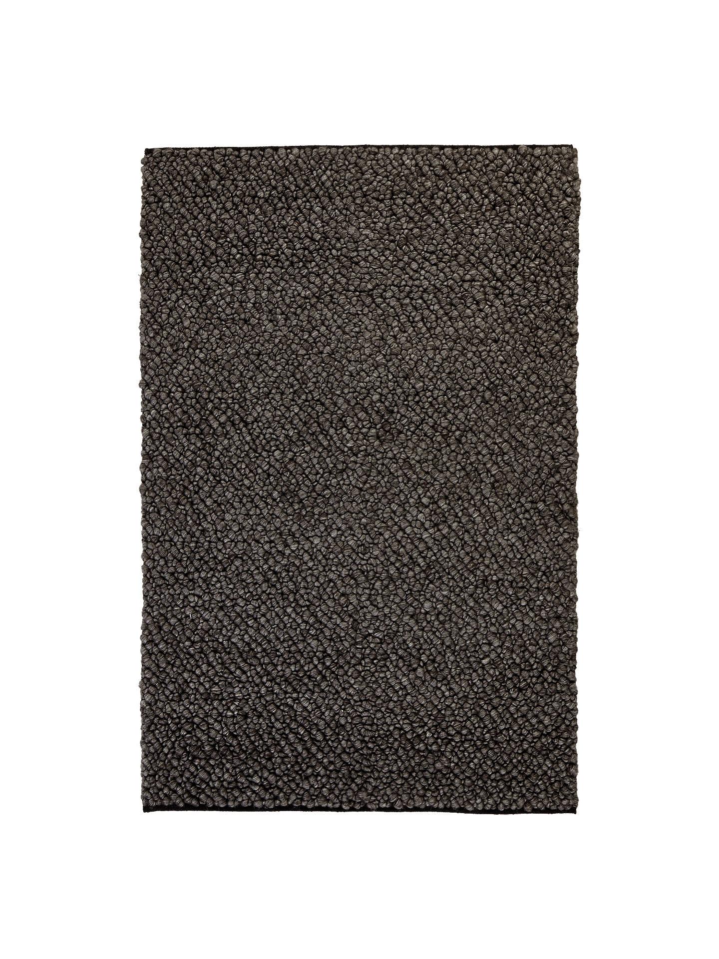 Buyjohn lewis partners barra rug slate l180 x w120cm online at johnlewis