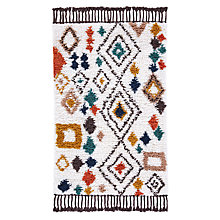 Buy John Lewis Farrah Berber Rug, Multi Online at johnlewis.com