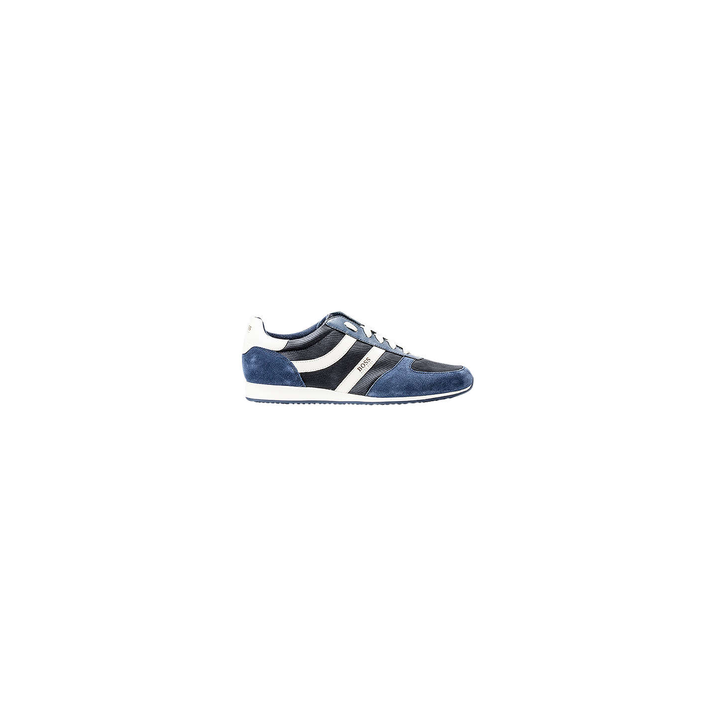 BuyHUGO BOSS Orlando Trainers, Navy, 7 Online at johnlewis.com