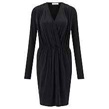 Buy Samsoe & Samsoe Trinny Dress, Black Online at johnlewis.com