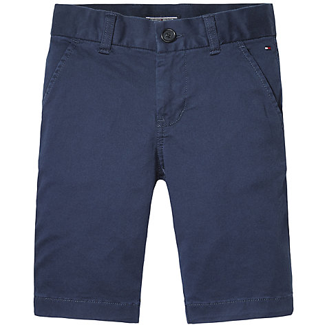 buy tommy hilfiger boys 39 mercer chino shorts john lewis. Black Bedroom Furniture Sets. Home Design Ideas