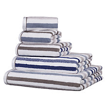 Buy John Lewis Hayler Stripe Towels Online at johnlewis.com