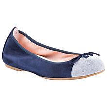 Buy Unisa Auto 17 Flat Ballet Pumps Online at johnlewis.com