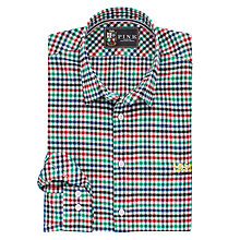 Buy The Lions Collection by Thomas Pink Freeman Check Classic Fit Shirt, Multi Online at johnlewis.com