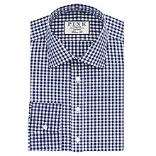 Buy Thomas Pink Summers Check Classic Fit Shirt Online at johnlewis.com