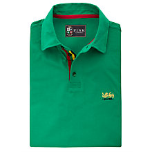 Buy The Lions Collection by Thomas Pink Neale Plain Classic Fit Polo Shirt Online at johnlewis.com