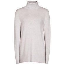 Buy Reiss Ina Roll Neck Jumper Online at johnlewis.com
