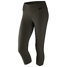 Buy Nike Power Legendary Training Capri Tights Online at johnlewis.com
