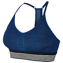 Buy Nike Indy Cooling Sports Bra Online at johnlewis.com