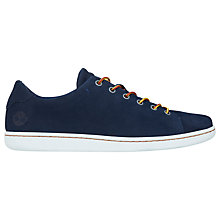 Buy Timberland Courtside Oxford Shoes, Navy Online at johnlewis.com