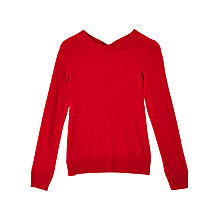 Buy Precis Petite Taylor Bow Back Jumper Online at johnlewis.com