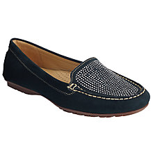 Buy John Lewis Gracella Embellished Moccasins Online at johnlewis.com