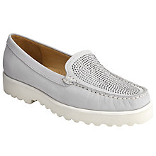 Buy John Lewis Grecia Flatform Loafers Online at johnlewis.com