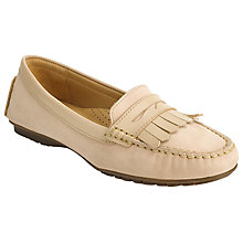 Buy John Lewis Genova Slip On Moccasins Online at johnlewis.com