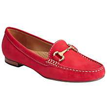 Buy John Lewis Austin 2 Buckle Moccasins Online at johnlewis.com