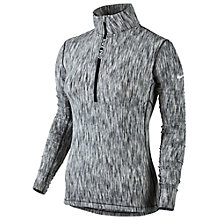 Buy Nike Pro Hyperwarm Half Zip Training Top Online at johnlewis.com