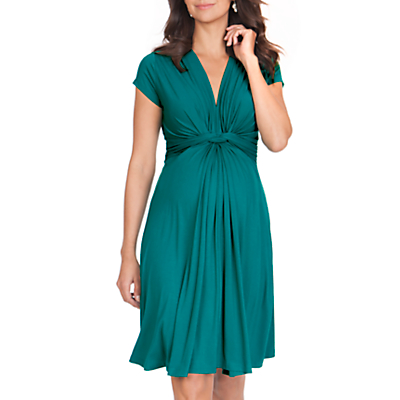Séraphine Jolene Maternity Dress, Peacock