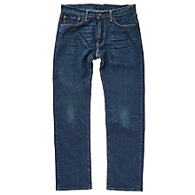 Buy Levi's 504 Regular Straight Jeans, Vintage Heart Online at johnlewis.com