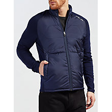 Buy Polo Golf by Ralph Lauren RLX Stretch Wool Jacket, French Navy Online at johnlewis.com