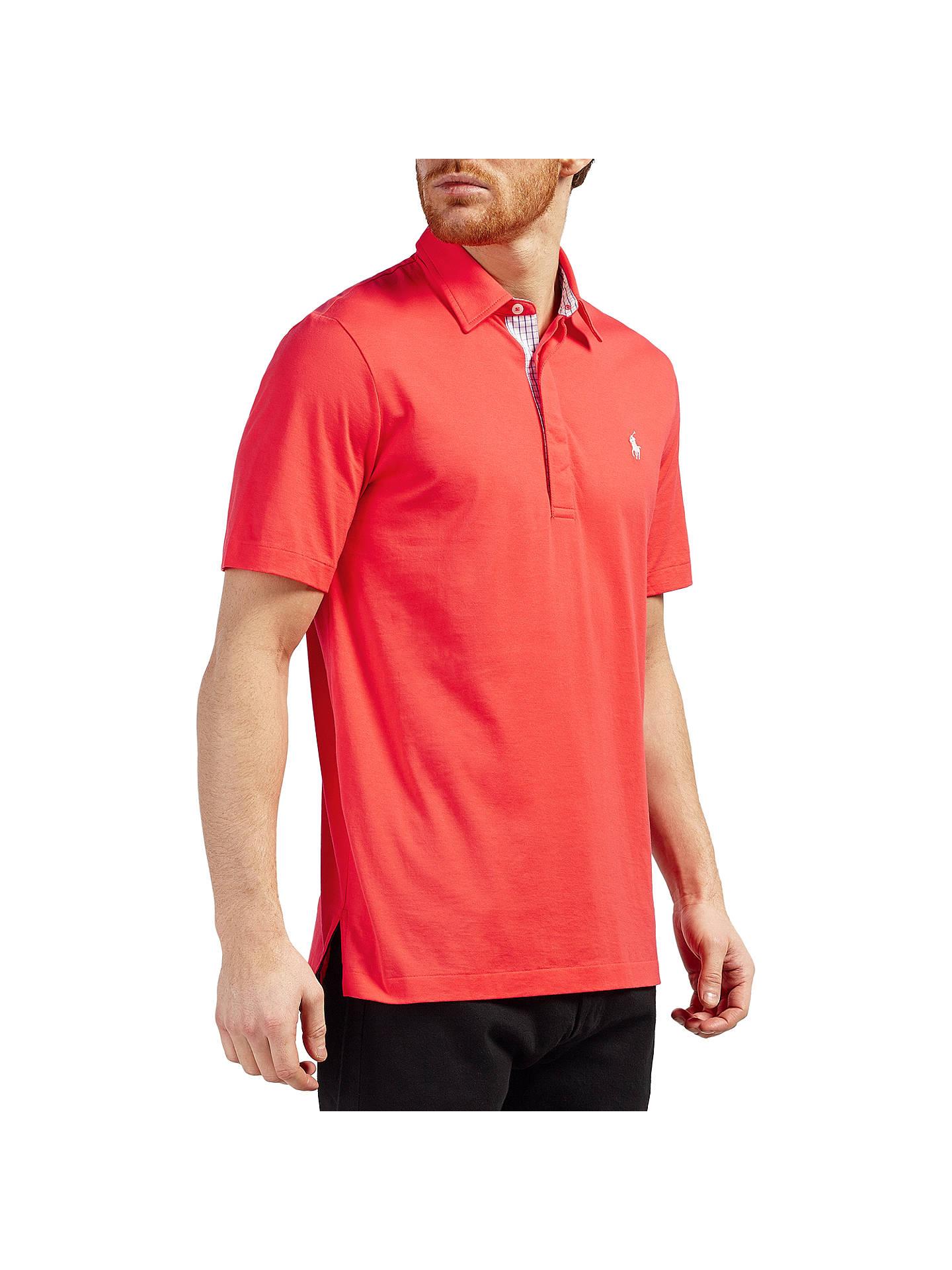 fcff2dc8fc5 Polo Golf by Ralph Lauren Vintage Lisle Pima Cotton Polo Shirt ...