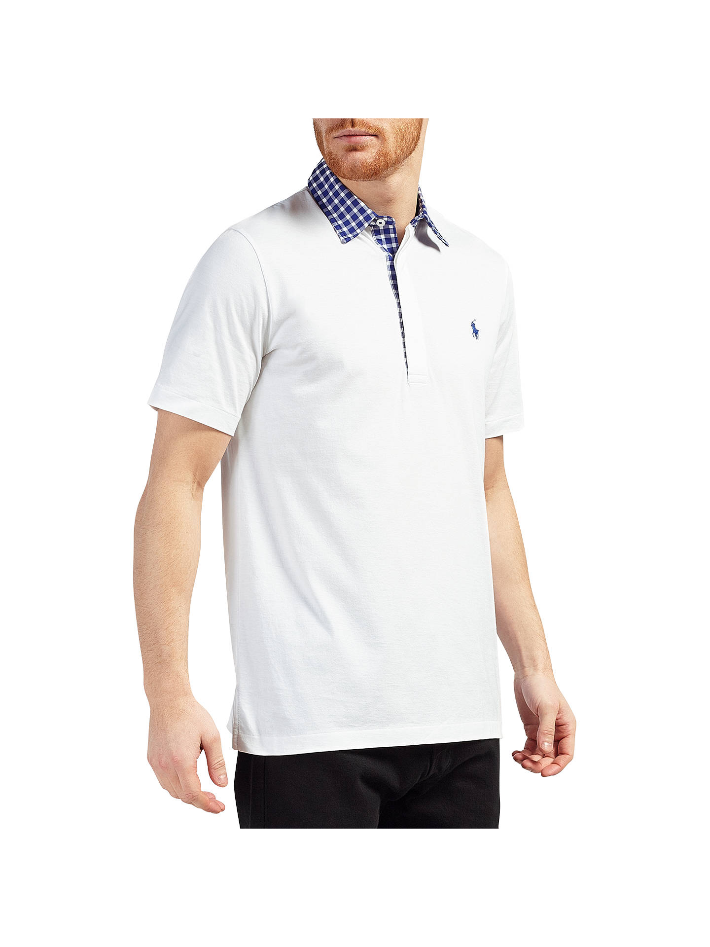 ff792812e Polo Golf by Ralph Lauren Vintage Lisle Pima Cotton Polo Shirt ...
