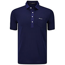 Buy Polo Golf by Ralph Lauren Short Sleeve Custom Polo Shirt Online at johnlewis.com