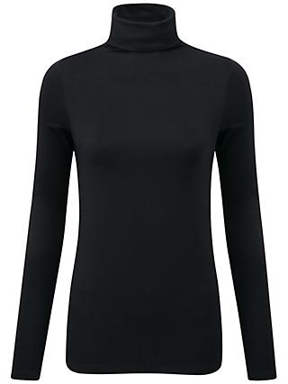 Pure Collection Roll Neck Top