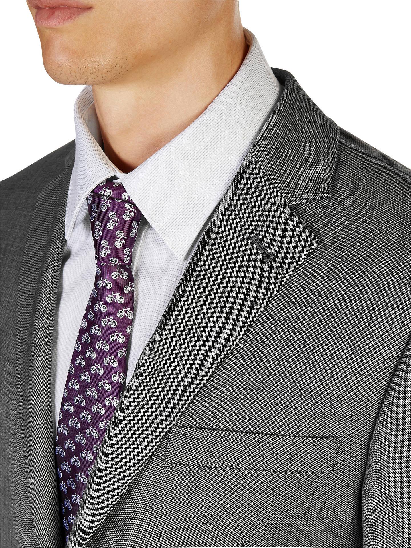 68fdb1c9fa6b ... Buy Ted Baker Slashj Sharkskin Wool Tailored Fit Suit Jacket