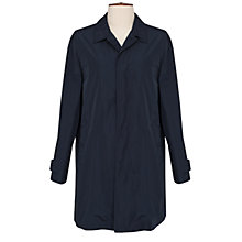 Buy Thomas Pink London Rainproof Trench Coat, Navy Online at johnlewis.com