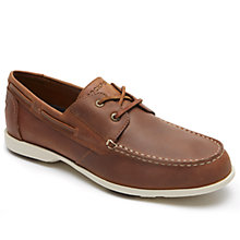 Buy Rockport Summer Sea Boat Shoes Online at johnlewis.com