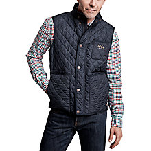Buy The Lions Collection by Thomas Pink Gadney Gilet, Navy Online at johnlewis.com