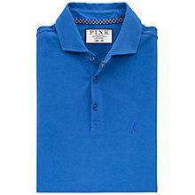 Buy Thomas Pink Francis Plain Slim Fit Polo Shirt Online at johnlewis.com
