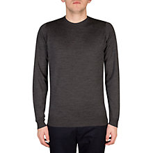 Buy John Smedley Lundy Merino Crew Neck Jumper Online at johnlewis.com