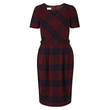 Buy Hobbs Cassandra Dress, Multi Online at johnlewis.com