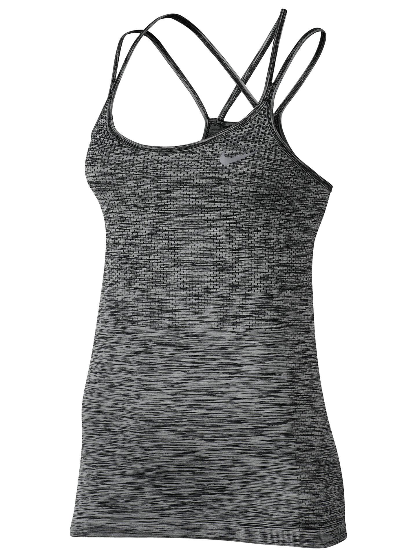 8273d1132ba3a Buy Nike Dri-FIT Knit Racerback Running Tank Top