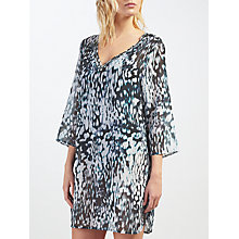 Buy John Lewis Water Ripple Kaftan, Multi Online at johnlewis.com