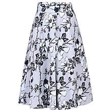 Buy Jolie Moi Floral 50s A-Line Skirt Online at johnlewis.com