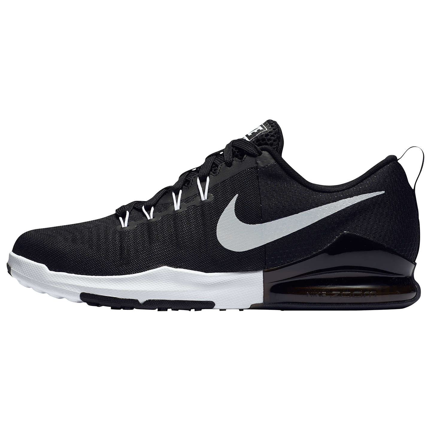 BuyNike Zoom Train Action Men's Cross Trainers, Black/Multi, 7 Online at  johnlewis ...